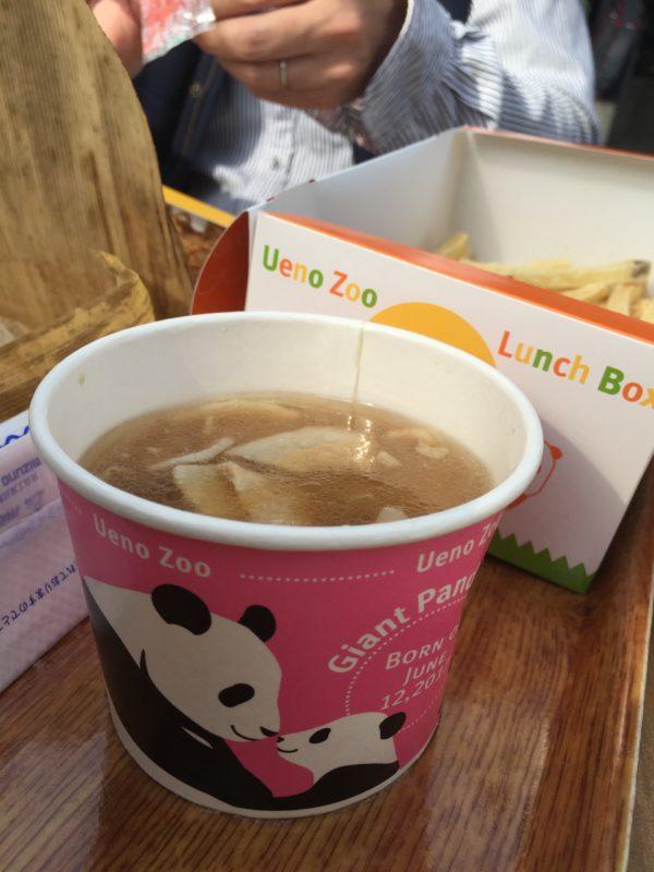 上野動物園のトン汁