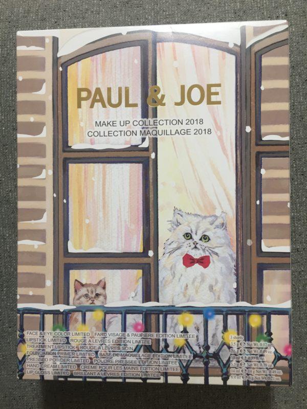 PAUL&JOEクリスマスコフレ