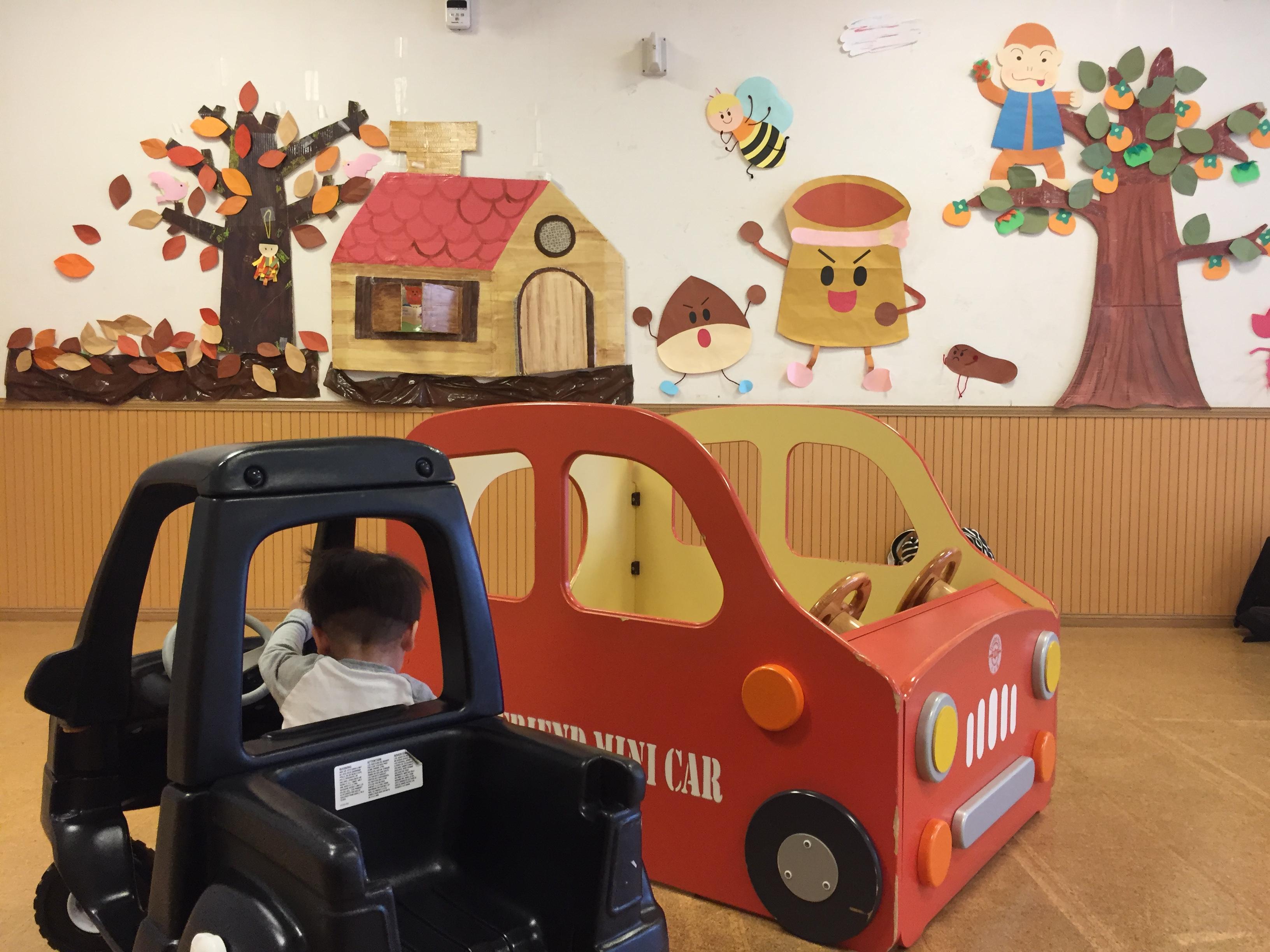 無料で室内で思いっきり遊べる子育て支援センターがすばらしすぎる!