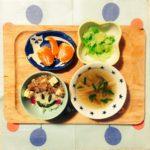 2歳のこどもごはん★(11/12~11/16)麻婆豆腐や柚子鍋などの一週間の献立