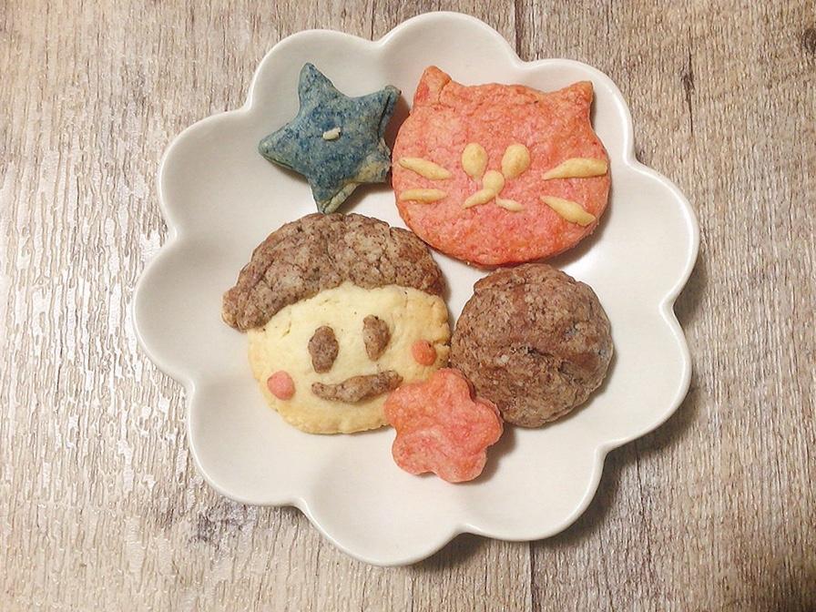 子供と一緒に作るクッキー作り【簡単レシピ】