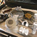 オーブン粘土の作り方!食器や箸置きを作ってみた