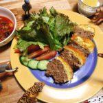 【世界の料理】南アフリカ料理風のレシピと献立│子供大好きカレー味のミートローフ