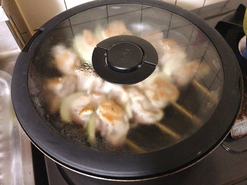 焼き鳥のフライパンの焼き方