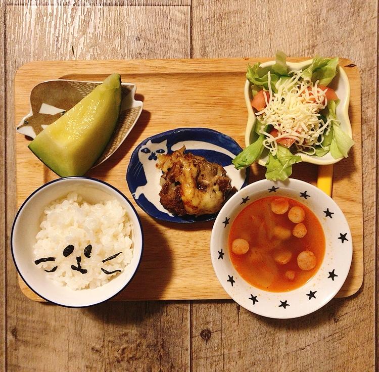 マケドニア料理の献立