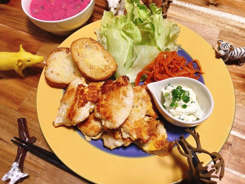 ラトビア料理のレシピ
