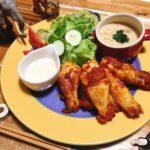 【世界の料理】アメリカ料理のレシピと献立│子供大好きケチャップ味の骨付き肉