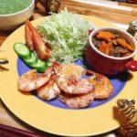 モザンビーク料理風のレシピと献立│海老のガーリックオイル焼き
