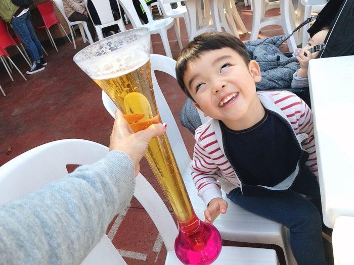 天狗ビール