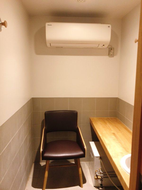 高尾山スミカの授乳室